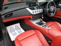 USED 2011 61 BMW Z4 2.5 Z4 SDRIVE23I M SPORT HIGHLINE EDITION 201 BHP **RED LEATHER** ** FULL SERVICE HISTORY **