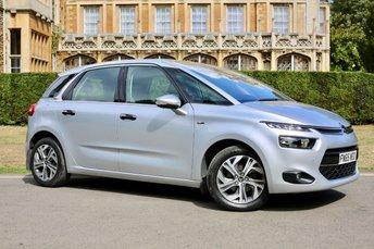 2015 CITROEN C4 PICASSO 1.6 BLUEHDI EXCLUSIVE EAT6 5d AUTO 118 BHP £8490.00
