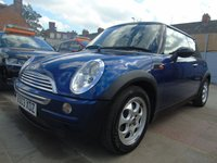 2003 MINI HATCH COOPER 1.6 COOPER 3d 114 BHP FULL SERVICE LOW MILES YEAR MOT £1695.00