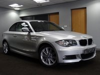 USED 2011 60 BMW 1 SERIES 3.0 125I M SPORT 2d 215 BHP++RARE CAR++LOW MILEAGE++