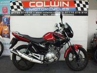 2013 YAMAHA YBR 124cc YBR 125 74 BHP £1795.00