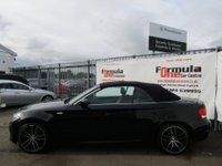 USED 2008 58 BMW 1 SERIES 2.0 120d M Sport 2dr FULL MOT+M-SPORT SPEC+VALUE