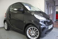 2010 SMART FORTWO 1.0 PASSION MHD 2d AUTO 71 BHP £4495.00