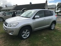 2010 TOYOTA RAV4 2.2 XT-R D-4D 4x4 fsh leather,heated seats compare our price  £6295.00