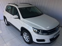 2013 VOLKSWAGEN TIGUAN 2.0 S TDI BLUEMOTION TECHNOLOGY 5d 109 BHP