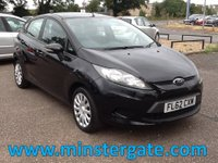 2012 FORD FIESTA 1.4 EDGE TDCI 5d 69 BHP * FULL HISTORY, £20 TAX * £5490.00