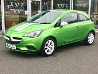 USED 2016 16 VAUXHALL CORSA 1.2 STING 3 DOOR 69 BHP