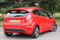 USED 2014 14 FORD FIESTA 1.6 ST 3d 180 BHP