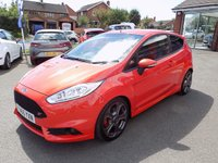 USED 2016 65 FORD FIESTA 1.6 ST-2 3dr 180 BHP * *Molten Orange & Style Pack **
