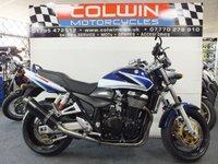 2004 SUZUKI GSX1400 1402cc GSX 1400 K4  £3995.00