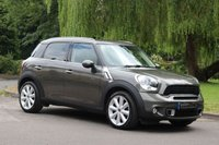 2014 MINI COUNTRYMAN 1.6 COOPER S 5d 184 BHP £12990.00