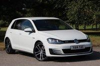 2014 VOLKSWAGEN GOLF 2.0 GTD 5d 181 BHP £14480.00