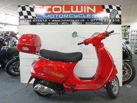 2007 PIAGGIO VESPA 124cc VESPA LX 125  £2395.00