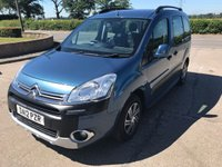 USED 2012 12 CITROEN BERLINGO 1.6 MULTISPACE AIRDREAM XTR EGS E-HDI 5d AUTO 91 BHP