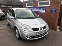 USED 2007 57 RENAULT SCENIC 1.6 DYNAMIQUE VVT 5d 111 BHP ONLY 67K MILES