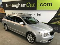 2013 SKODA SUPERB 2.0 SE TDI CR 5d 170 BHP £7195.00