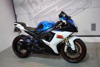 2013 SUZUKI GSXR750 L1  £6250.00