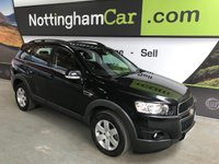 USED 2012 62 CHEVROLET CAPTIVA 2.2 LT VCDI 5d 184 BHP
