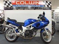 2002 SUZUKI SV650S 645cc SV 650 £2495.00