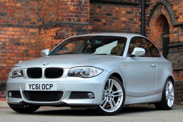 2011 61 BMW 1 SERIES 2.0 118d M Sport 2dr