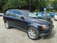 2010 VOLVO XC90 2.4 D5 SE Geartronic AWD 5dr £8995.00
