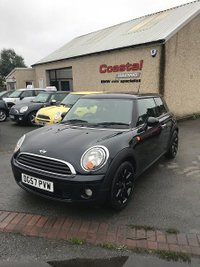 2007 MINI HATCH ONE 1.4 ONE 3d 94 BHP £2995.00