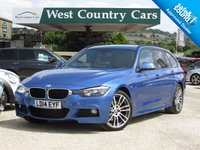 USED 2014 BMW 3 SERIES 3.0 330D M SPORT TOURING 5d AUTO 255 BHP Powerful, Economical And Practical
