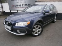 USED 2010 60 VOLVO XC70 2.4 D5 SE LUX AWD 5dr AUTO FULL SERVICE HISTORY - TIMING BELT REPLACED