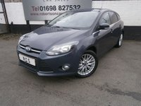 USED 2013 62 FORD FOCUS 1.0 ZETEC 5dr LOW TAX / INSURANCE