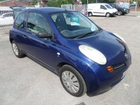 USED 2003 03 NISSAN MICRA 1.5 S DCI 3d 65 BHP ONOY 92000 MILES, VERY CLEAN CHEAP TAX