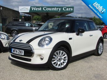 2014 MINI HATCH COOPER 1.5 COOPER D 3d 114 BHP £8500.00
