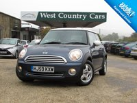 USED 2009 59 MINI HATCH COOPER 1.6 COOPER 3d 118 BHP Great Value Only 2 Owners