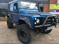 USED 1987 LAND ROVER 90 2.5 4CYL REG DT 3d 66 BHP