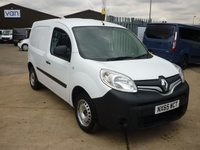 2015 RENAULT KANGOO 1.5 ML19 DCI 75 BHP with aircon and electric pack  £5695.00