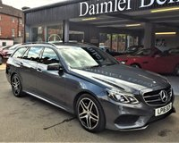2016 MERCEDES-BENZ E CLASS 3.0 E350 BLUETEC AMG NIGHT EDITION 5d AUTO 255 BHP £21995.00