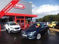 USED 2012 62 VAUXHALL ASTRA 1.6 SE 5d 113 BHP *****12 Months Warranty*****