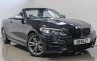 2015 BMW 2 SERIES 3.0 M235I 2d 322 BHP £20990.00