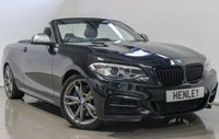 USED 2015 15 BMW 2 SERIES 3.0 M235I 2d 322 BHP