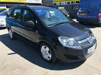 USED 2014 14 VAUXHALL ZAFIRA 1.8 EXCLUSIV 5 DOOR 120 BHP ON BLACK WITH 7 SEATS AND 87000 MILES. APPROVED CARS ARE PLEASED TO OFFER THIS VAUXHALL ZAFIRA 1.8 EXCLUSIV 5 DOOR 120 BHP ON BLACK WITH 7 SEATS AND 87000 MILES THE CAR IS A ONE OWNER WITH A FULLY STAMPED SERVICE BOOK AND 5 SERVICE STAMPS IN IMMACULATE CONDITION INSIDE AND OUT AN IDEAL 7 SEATER FOR THE SUMMER.