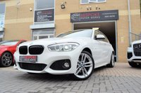USED 2016 65 BMW 1 SERIES 125D M SPORT 2.0 TWIN TURBO 5 DOOR AUTOMATIC