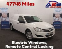 USED 2011 61 VAUXHALL ASTRA 1.7 CLUB ECOFLEX  110 BHP  Low Mileage 47748 Miles, 6 Speed Gearbox, 4.9 % Flat Rate Finance  **Drive Away Today** Over The Phone Low Rate Finance Available, Just Call us on 01709 866668