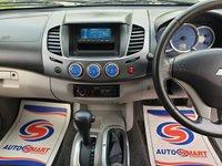 USED 2010 59 MITSUBISHI L200 2.5 RAGING BULL 4WD LWB SHR D/C 1d AUTO 135 BHP