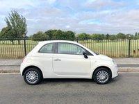 2012 FIAT 500 1.2 POP 3d 69 BHP £4295.00
