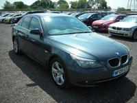 2009 BMW 5 SERIES 2.0 520D SE 4d AUTO 175 BHP £SOLD