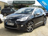USED 2014 64 CITROEN DS3 1.6 E-HDI DSTYLE PLUS 3d 90 BHP Funky Looks And Fun To Drive