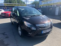 USED 2014 64 VAUXHALL ZAFIRA TOURER 1.8 EXCLUSIV 5 DOOR 138 BHP IN BRONZE WITH ONLY 27000 MILES APPROVED CARS ARE PLEASED TO OFFER THIS VAUXHALL ZAFIRA TOURER 1.8 EXCLUSIV 5 DOOR 138 BHP IN BRONZE WITH ONLY 27000 MILES AND 1 LADY OWNER WITH A FULL SERVICE HISTORY WITH 3 SERVICE STAMPS IN THE SERVICE BOOK A GREAT LOW MILEAGE 7 SEATER AT A SENSIBLE PRICE.