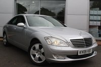 USED 2009 09 MERCEDES-BENZ S CLASS 3.0 S320 CDI 4d AUTO 231 BHP FINANCE AND WARRANTY AVAILABLE