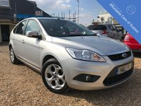 USED 2011 11 FORD FOCUS 1.6 SPORT 5d AUTOMATIC Sat Nav, Automatic petrol engine, Huge Spec