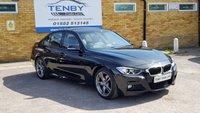 2012 BMW 3 SERIES 2.0 320D M SPORT 4d AUTO 181 BHP £12249.00