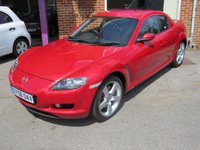 USED 2006 56 MAZDA RX-8 2.6 192PS 4d 189 BHP VERY LOW MILEAGE FINANCE ME TODAY-UK DELIVERY POSSIBLE